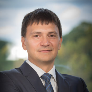 Yevgeniy Gushcha, PhD